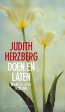 Judith  Herzberg Doen en laten