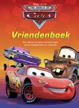 , Disney Cars vriendenboek
