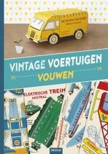 Franck  Fries Vintage voertuigen vouwen