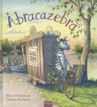 Helen  Docherty Abracazebra