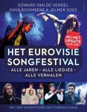 Edward van de Vendel , Het eurovisie Songfestival