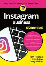 Corey Walker Jenn Herman  Eric Butow, Instagram Business voor Dummies