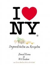 Daniel  Humm, Will  Guidara I love New York