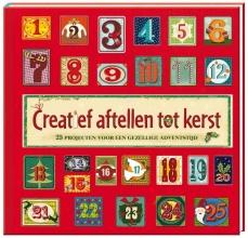 M.E.  Ander Creatief aftellen tot kerst