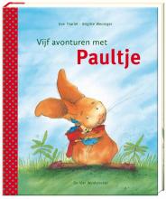 Brigitte  Weninger Vijf avonturen met Paultje