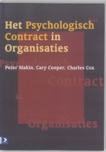 P.J. Makin , Het psychologisch contract in organisaties
