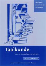 Arie Verhagen Hans Hulshof  Maaike Rietmeijer, Taalkunde Docentenhandleiding