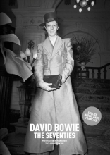 Sebastiaan  Vos David Bowie The Seventies, photos Gijsbert Hanekroot, text Sebastiaan Vos, English, Franais, Nederlands