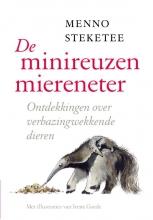 Menno  Steketee De minireuzenmiereneter
