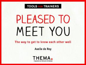 Axelle de Roy , Pleased to meet you