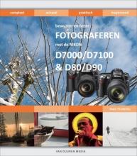 Hans  Frederiks Bewuster en beter fotograferen met de Nikon D7000/D7100 en D80/D90