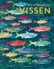 Britta Teckentrup , Overal zijn vissen