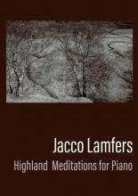Jacco Lamfers , Highland Meditations for Piano