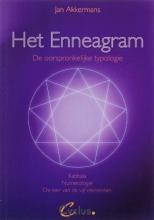 Jan Akkermans , Het enneagram, de oorspronkelijke typologie