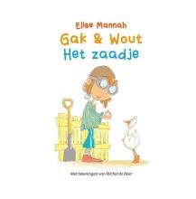Elise Mannah Gak en Wout en het zaadje