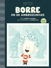 Jeroen  Aalbers Borre en de ambrozijntjes