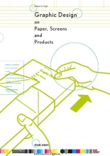 A.O. Eger , Graphic design on paper, screens and products