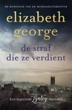 Elizabeth George , De straf die ze verdient