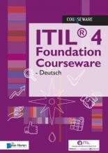 Van Haren Learning Solutions a.o. , ITIL® 4 Foundation Courseware - Deutsch