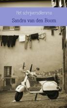 Sandra van den  Boom Het schrijversdilemma