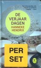 Hanneke  Hendrix De verjaardagen - PAKKET 4 EX.