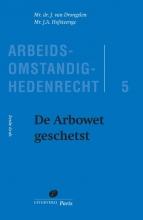 J.A. Hofsteenge J. van Drongelen, De Arbowet geschetst