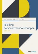 Lars van Vliet Jos Hamers, Inleiding personenvennootschappen