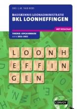 L.M. van Rees , BKL Loonheffingen 2021-2022 Theorie-/opgavenboek