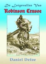Daniël  Defoe De avonturen van Robinson Crusoe