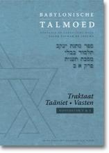 Leeuwe, Jacob de Babylonische Talmoed - Traktaat Taäniet (Vasten)