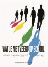 Willem van Kleeff Frank Kruijne, Wat je niet leert op school