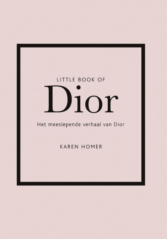 Karen Homer,Little book of Dior