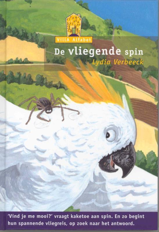 Lydia Verbeeck,De vliegende spin