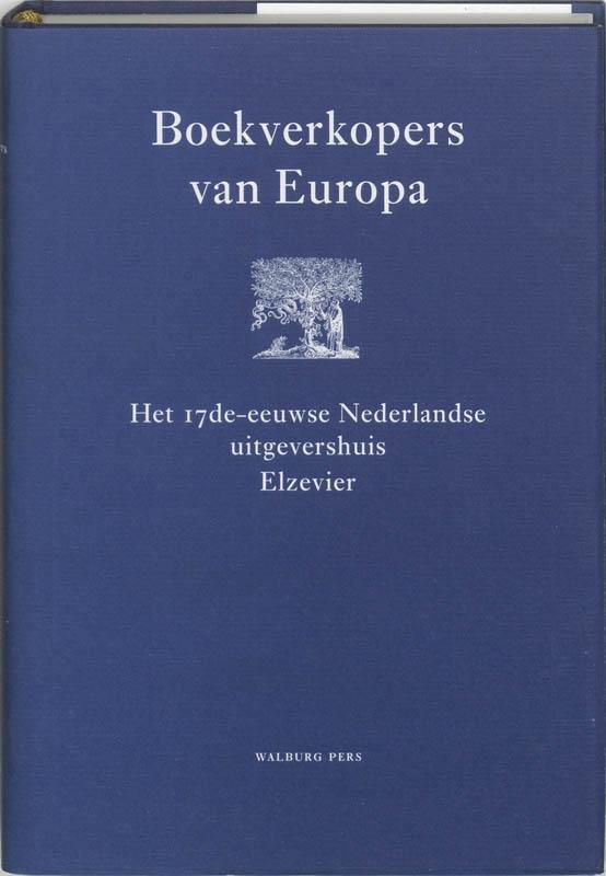 ,Boekverkopers van Europa