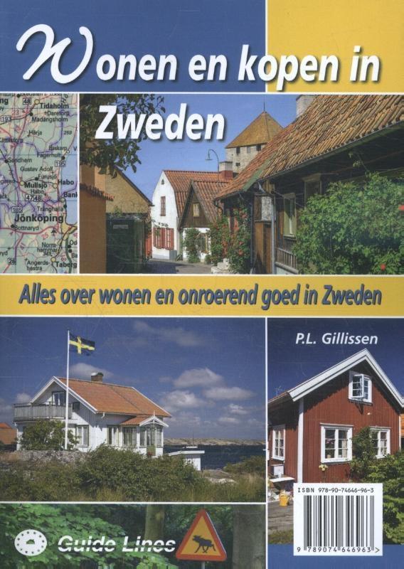 P.L. Gillissen,Wonen en kopen in Zweden