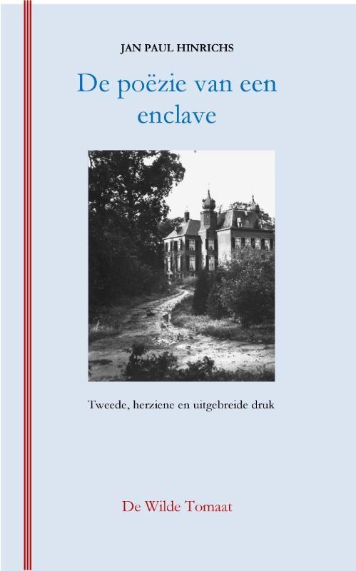 Jan Paul Hinrichs,De poëzie van een enclave