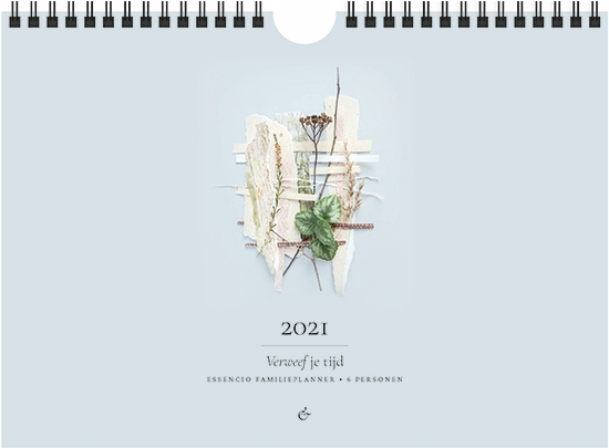 Essencio,Essencio Familieplanner 2021 (Vrolijk Familieplanner)