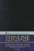 Zondervan Publishing,NASB Thinline Bible, Large Print