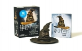 Talking,Harry Potter Talking Sorting Hat and Sticker Book