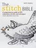 Haxell, Kate,Stitch Bible