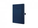 ,weekagenda Sigel Conceptum A5 2017 softcover blauw