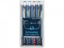 ,rollerball Schneider One Hybrid N 0,3mm etui 4 stuks