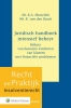 K.A.  Messelink, R. van den Bosch,Juridisch handboek intensief beheer