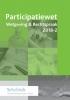 ,Participatiewet Wetgeving & Rechtspraak 2018-2