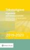 ,Tekstuitgave Algemene wet bestuursrecht 2019-2020