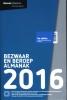 ,Elsevier bezwaar en beroep almanak 2016