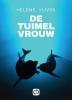 Hélène  Vijver,De tuimelvrouw - grote letter uitgave