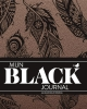 ,<b>Mijn Black Journal - Bohemian Feather</b>
