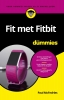 Paul  McFedries,Fit met Fitbit voor Dummies, pocketeditie