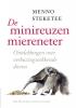 Menno  Steketee,De minireuzenmiereneter